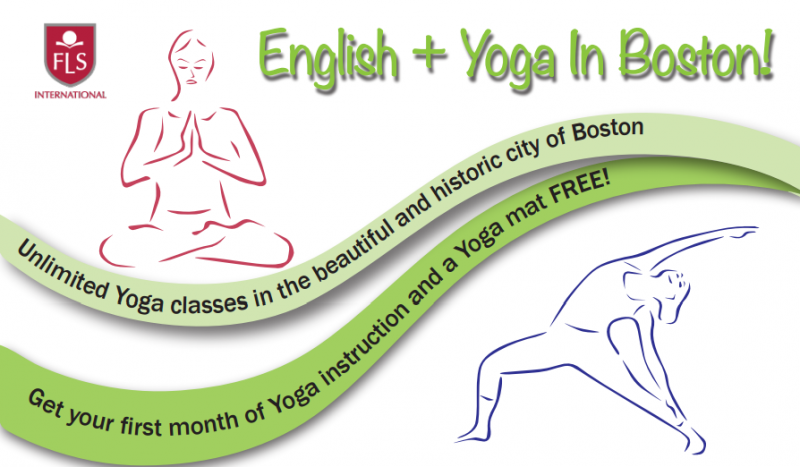 FLS International英語+Yoga