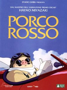 Amazon.co.jp:紅の豚(イタリア語版) Porco Rosso