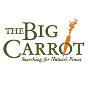 The Big Carrot Natural Food Marketの外観写真