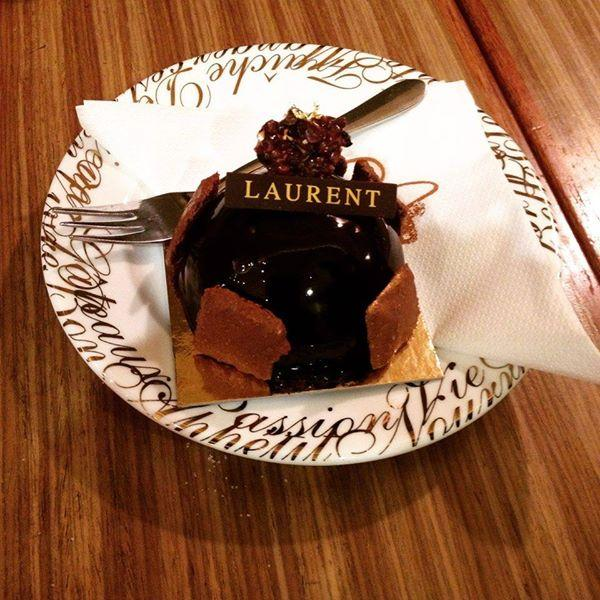 Laurent Boulangerie Patisserieのケーキ