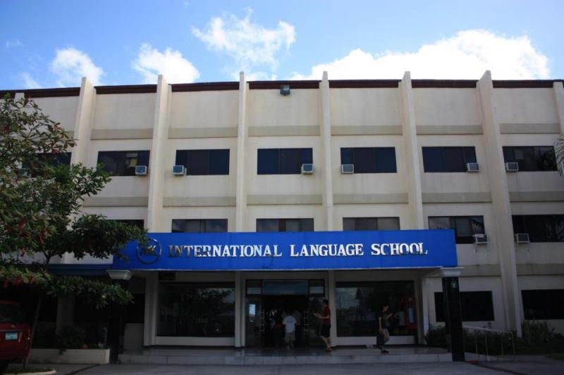 MK International Language Schoolの校舎