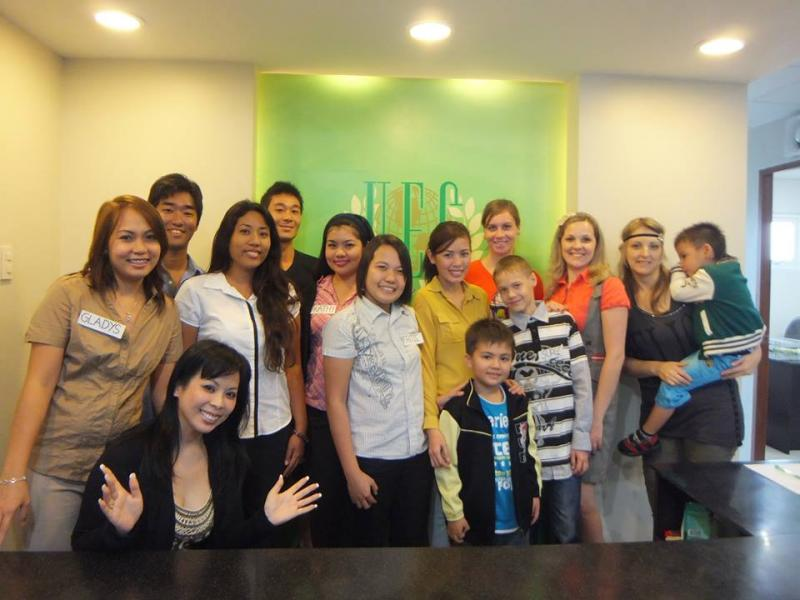 Universe English School Cebu Inc.