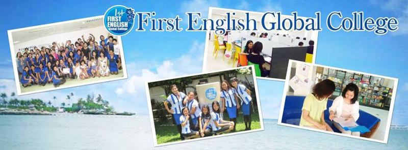 First English Global Collegeの学校